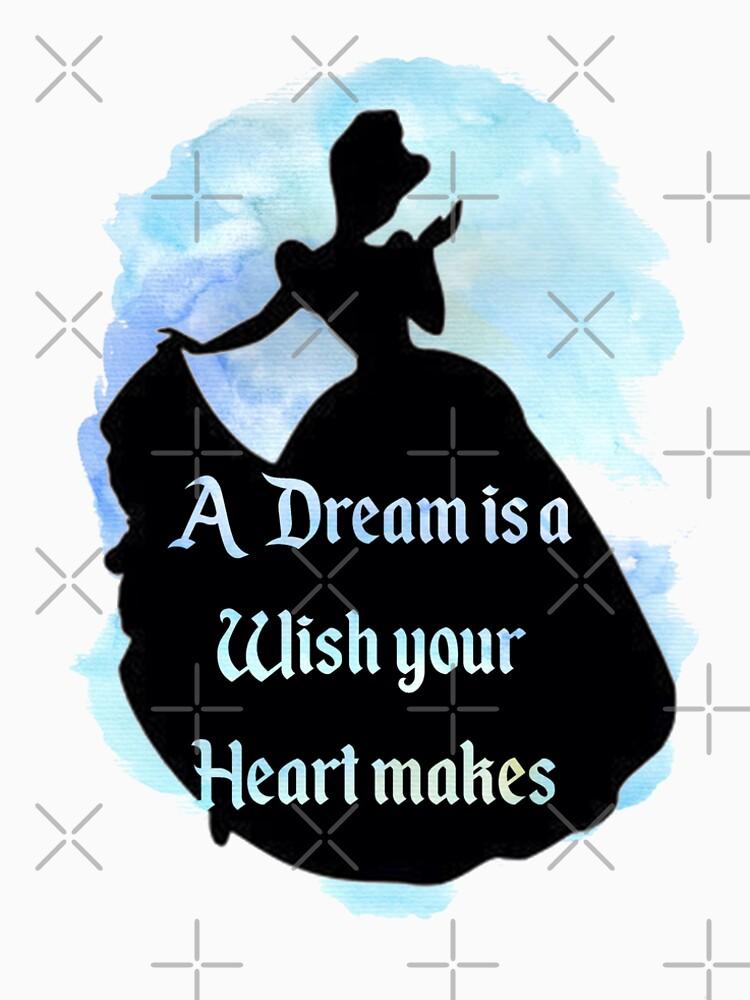 Ein Traum ist ein Wunsch von enchantededits