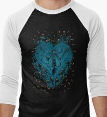Kingdom Hearts - Feel the Darkness Men's Baseball ¾ T-Shirt