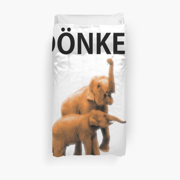 Dönkey.com Duvet Cover