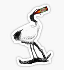 Ibis Sticker