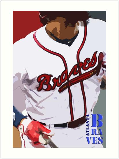 Atlanta Braves 3 by drawspots