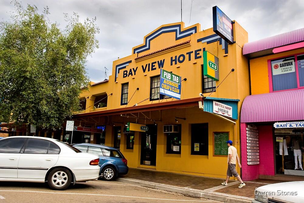 Bay View Hotel Batemans Bay by Darren Stones