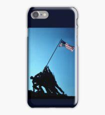 Iwo Jima 4 iPhone Case/Skin