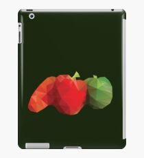 Polygonal Vegetables iPad Case/Skin