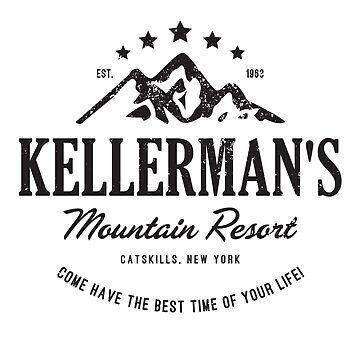 Kellerman's Mountain Resort (Aged look) by KRDesign