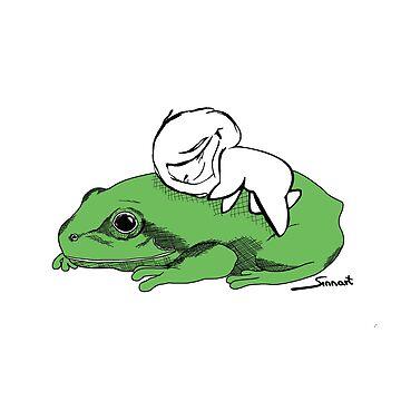 Froggy by sinnart
