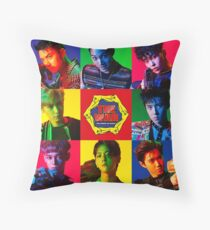 The Power Of Music - EXO Throw Pillow