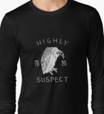 Highly Cage Long Sleeve T-Shirt