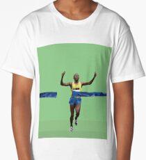 Boston running Long T-Shirt