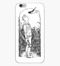 Eyes on the Sky iPhone Case