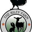 The Riley Farm Rescue Logo by Marla Riley