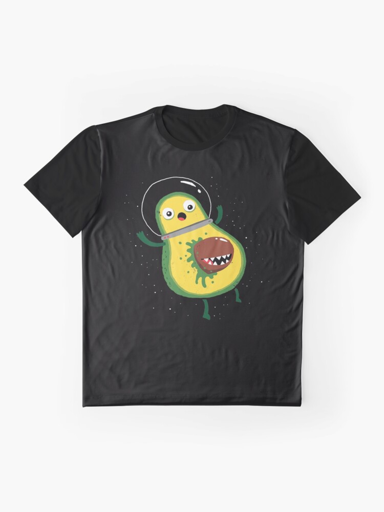 Alternate view of Alien: Avocado Graphic T-Shirt