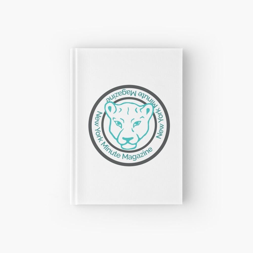 Blue Lioness Emblem Hardcover Journal