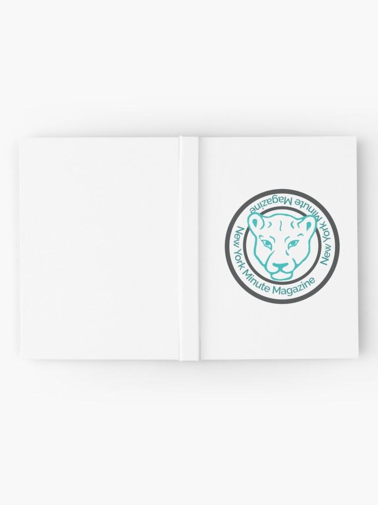 Alternate view of Blue Lioness Emblem Hardcover Journal