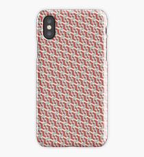 Isometric 3D Pattern Optical Illusion iPhone Case