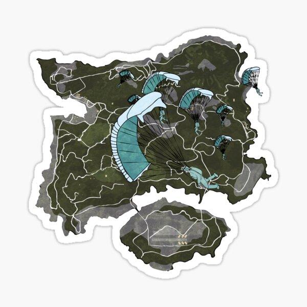 Battlegrounds Sticker
