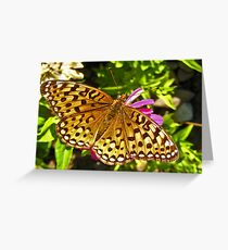 Beautiful Lady Greeting Card