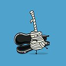 Music's not dead by Andres Colmenares