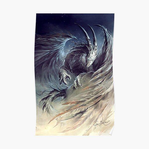 The Guardian of Dream - © Art by Élian Black'Mor Poster