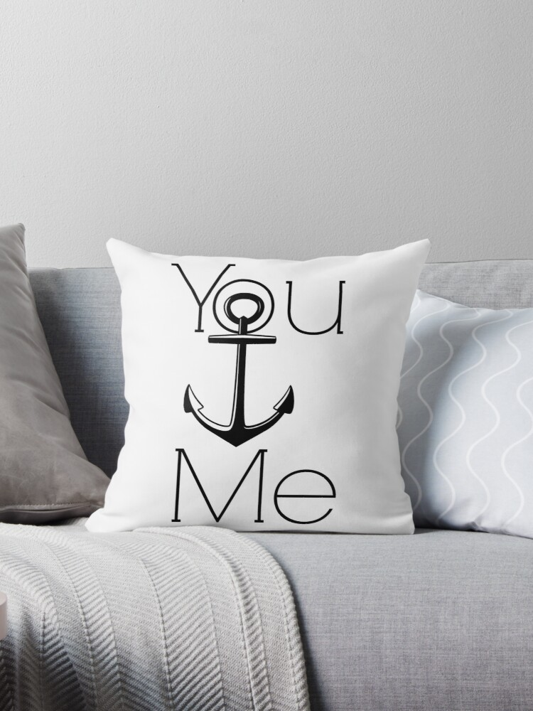 You Anchor Me by RosevineCottage