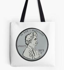 """Mark makes cents"" by Tai's Tees Tote Bag"