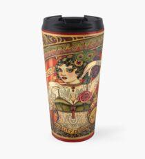 CHAPEL TATTOO; Vintage Body Advertising Art Travel Mug