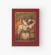 CHAPEL TATTOO; Vintage Body Advertising Art Hardcover Journal