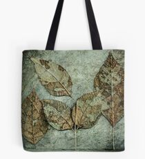 five leaves Tote Bag