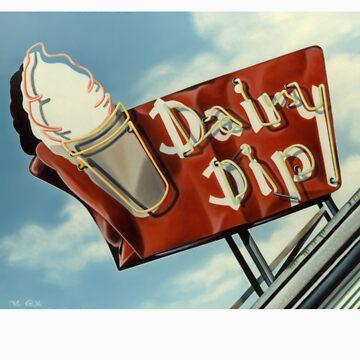 Dairy Dip by van1021