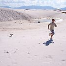 white sands by Sheila McCrea