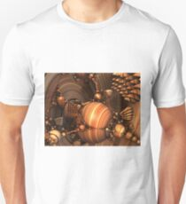 Polished Wooden Sculptures T-Shirt