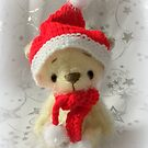 Christmas Bear by Penny Bonser