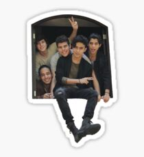 CNCO BAND BOY Sticker