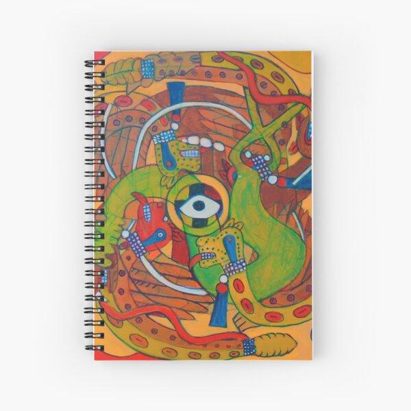 Uktena Spiral Notebook