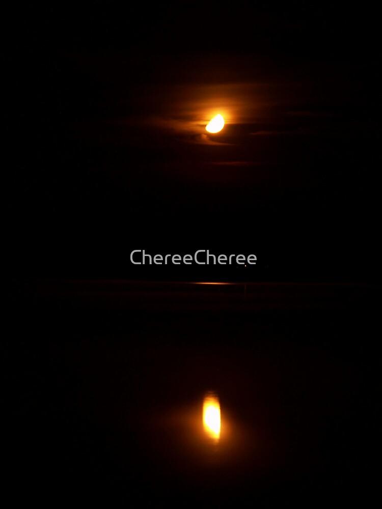 Moon Reflection* by ChereeCheree
