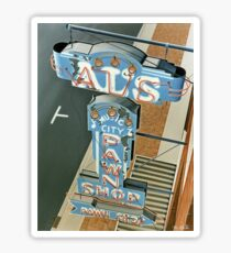 Al's Pawn Shop Sticker