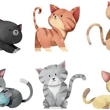 Cat Gang by Gamerama