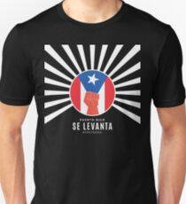Puerto Rico Se Levanta Unisex T-Shirt