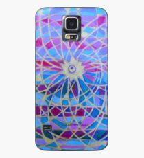 Hexagram 9-Hsiao Ch'u (Power of the Small) Case/Skin for Samsung Galaxy