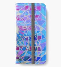 Hexagram 9-Hsiao Ch'u (Power of the Small) iPhone Wallet/Case/Skin