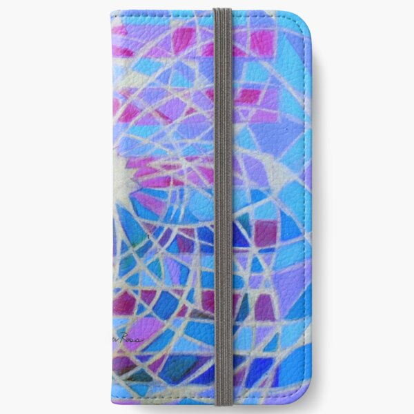 Hexagram 9-Hsiao Ch'u (Power of the Small) iPhone Wallet