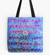 Hexagram 9-Hsiao Ch'u (Power of the Small) Tote Bag