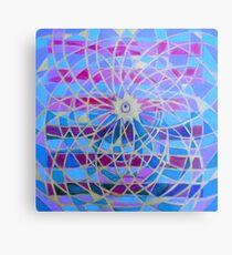 Hexagram 9-Hsiao Ch'u (Power of the Small) Metal Print