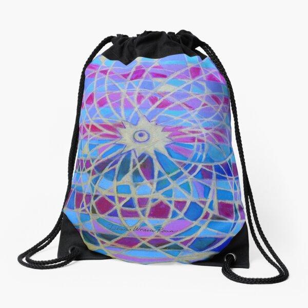 Hexagram 9-Hsiao Ch'u (Power of the Small) Drawstring Bag