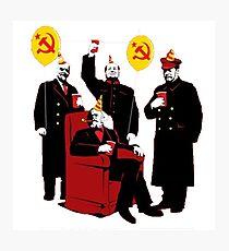 Communist Party Photographic Print