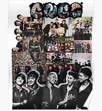 CNCO group Poster