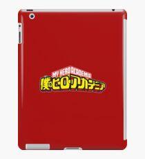 HERO ACADEMIA iPad Case/Skin
