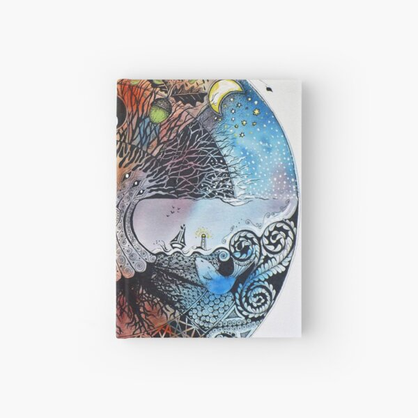 levensboom / tree of life Hardcover Journal