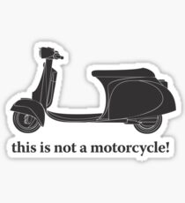 16 Scoot Sticker
