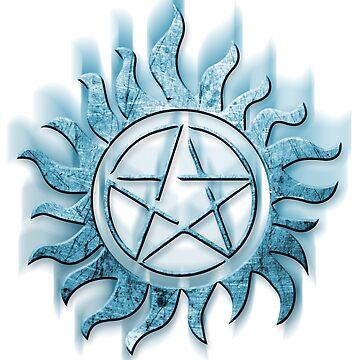 Supernatural blue by johanmarx